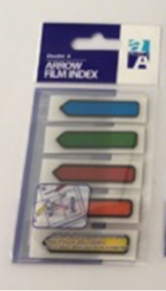 Picture of Double A Film Index 5C 45x12 mm Full colors