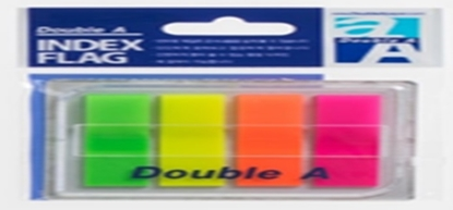Picture of Double A Index Flag 4C Full Color