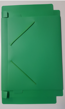 Picture of FOLDER 30 MM SPINE Green, 1 pcs