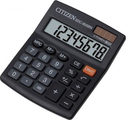 Изображение Citizen calculator SDC-805BN