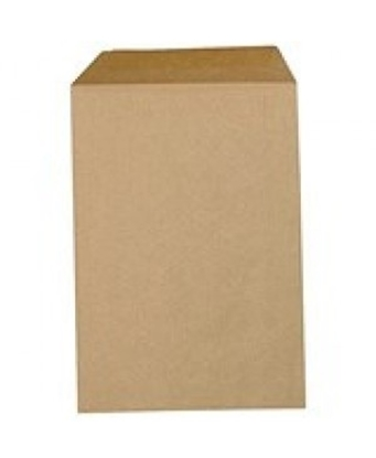 Picture of Envelope with ribbon, C3, 328x458 mm, 100 g, brown (1)