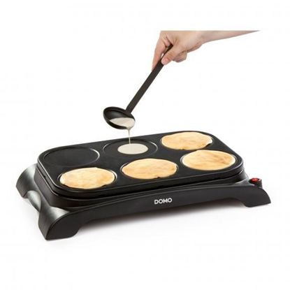 Изображение CREPE MAKER 1000W/DO8709P DOMO