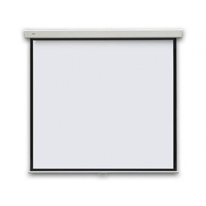 Изображение Screen projector 2x3 EMP1216/43/ECO (wall; manual expandable; 165 x 122 cm; 4:3)