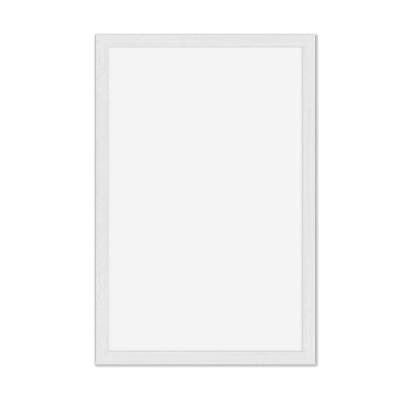 Picture of HAMELIN Krīta tāfele SECURIT Woody, 40x60 cm, baltā krāsā