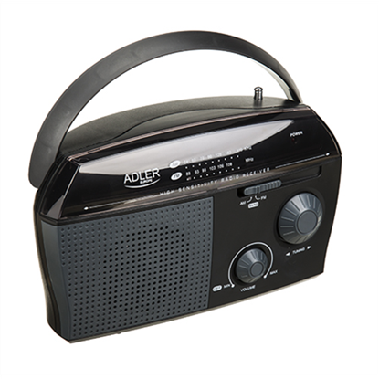 Picture of ADLER portativ radio