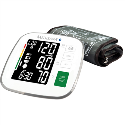 Attēls no Medisana BU 542 White, Arm blood pressure monitor
