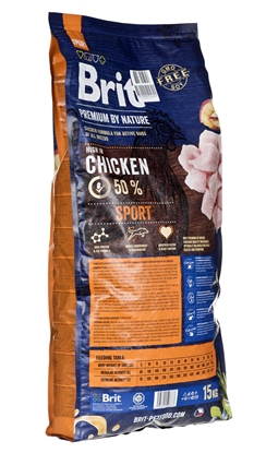Attēls no BRIT PREMIUM BY NATURE SPORT 15KG