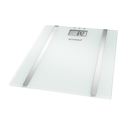 Изображение Analysis bathroom scale Medisana Ecomed BS-70E White