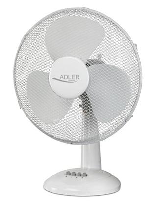 Изображение ADLER Desktop Fan, Power: 90 W