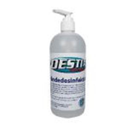 Picture of Dezinfekcijas gēls rokām 500ml spray DESTIX