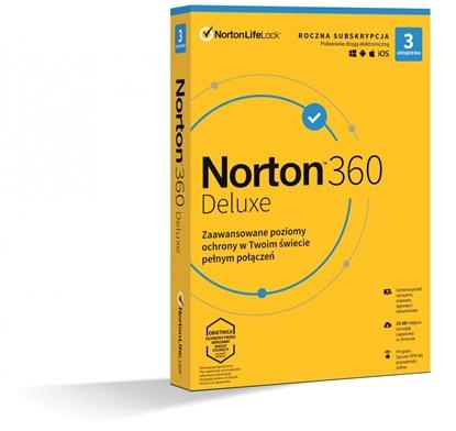 Picture of *Norton 360 DELUX   25GB PL 1U 3Dvc 1Y   21408734