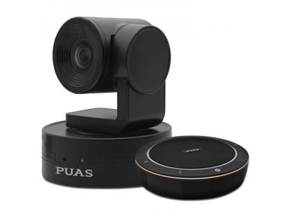 Изображение USB videokonferenču sistēmas komplekts PUS-U21VC