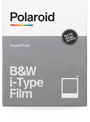 Изображение Polaroid B&W Film for I-type