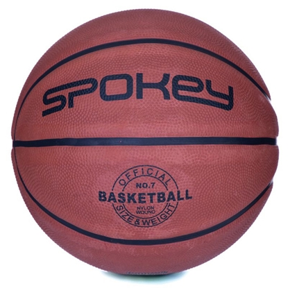Attēls no Basketbola bumba Spokey BRAZIRO II 5izm