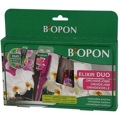Изображение Eliksīrs Biopon Duo orhidejām 5x35ml
