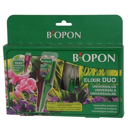 Picture of Eliksīrs Biopon Duo universālais 5x35ml