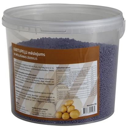 Picture of Mēslojums kartupeļiem Biopon 12-8-16 5kg