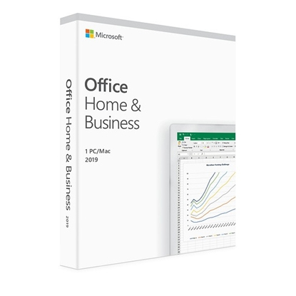 Attēls no Microsoft Office Home & Business 2019