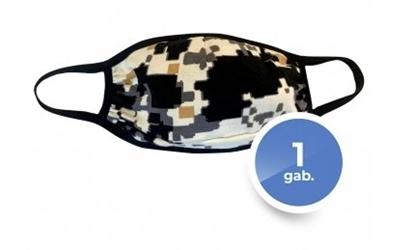Изображение Mocco Textile two-layer reusable masks Camouflage