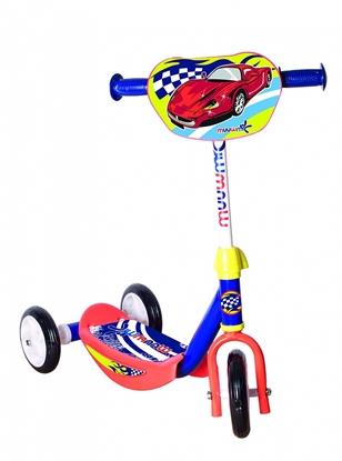 Изображение Akcija! Muuwmi KiddyScooter skrejritenis, Racing