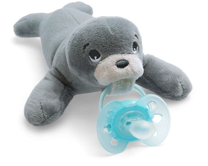 Attēls no Akcija! Philips Avent plīša rotaļlieta Ronītis ar Ultra soft māneklīti 0–6 mēn.