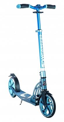 Attēls no Akcija! Six Degrees Scooter skrejritenis 205 mm, zils