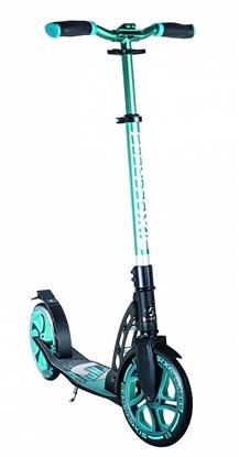 Изображение Akcija! Six Degrees Scooter skrejritenis 230 mm un 215 mm, tirkīza
