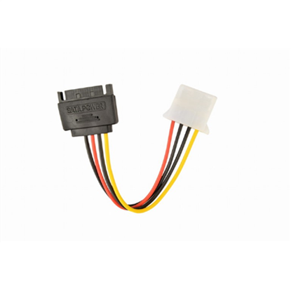 Изображение GEMBIRD   SATA (male) to Molex (female) power cable, 15cm