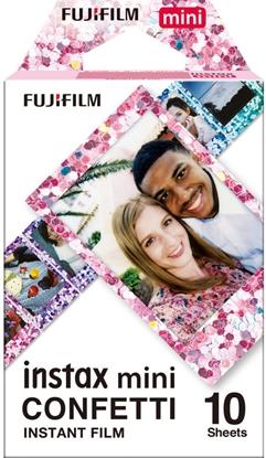 Attēls no Fujifilm instax mini Film Confetti