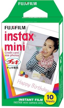 Picture of 1 Fujifilm instax mini Film white frame