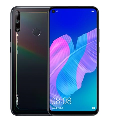 Изображение MOBILE PHONE P40 LITE E/BLACK 51095DCE HUAWEI