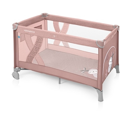 Attēls no Simple NEW (Roza 8) BabyDesign manēža