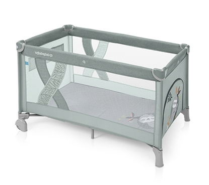Attēls no Simple NEW (Zaļš 4) BabyDesign manēža