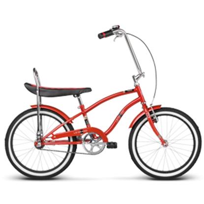 Изображение Kevin (SarkanMeln.)R16IM20123713 velosipēds