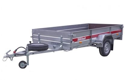 Изображение TM 2501(250X140X30) Trailermate piekabe