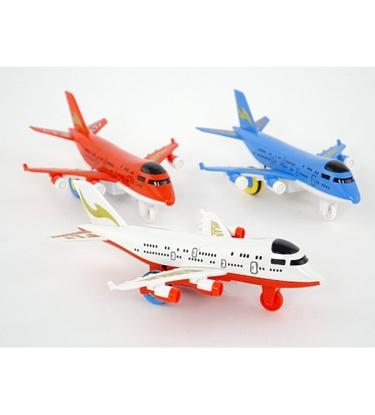 Изображение Lidmašīna ar skaņu un gaismu (inercija) 19 cm 412170