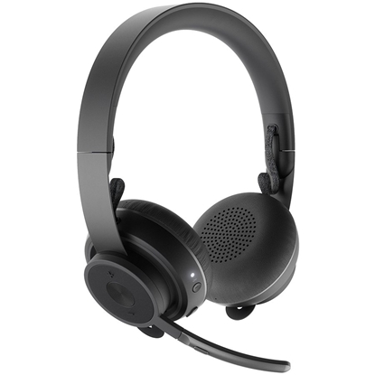 Attēls no LOGITECH   Zone Wireless Plus-GRAPHITE-2.4GHZ/BT-EMEA