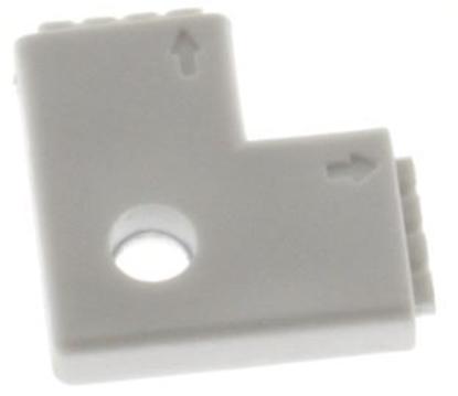 Picture of 10mm L tipa konektors RGB