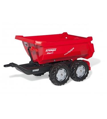 Attēls no Piekabe traktoriem rollyHalfpipe Krampe 123230 Vācija
