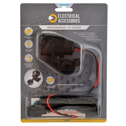 Picture of 12V ligzda motocikliem Oxford 1.2m