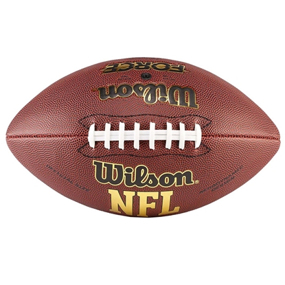 Attēls no Amer.futbola bumba Wilson NFL Force