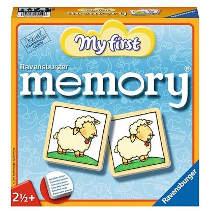 Attēls no Atmiņu spēle Mana pirmā