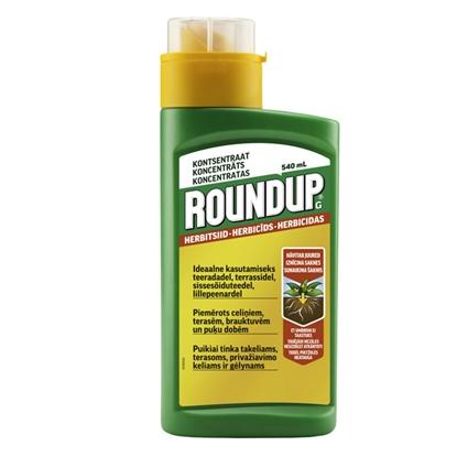 Изображение Augu aizsardz.līdz. Roundup konc.540ml