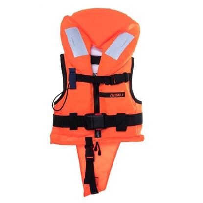 Изображение Glābšanas veste  48x34x5cm 3-10 kg oranža