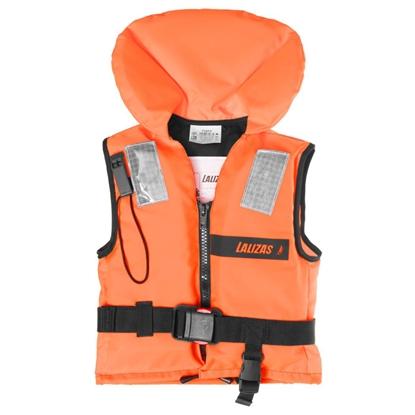Attēls no Glābšanas veste 50x35x10cm 30-40 kg oranža