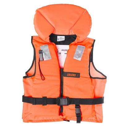 Изображение Glābšanas veste 54x40x1.5cm 70-90 kg oranža