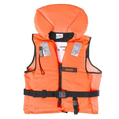 Изображение Glābšanas veste 68x36x7.5cm 90 kg + oranža