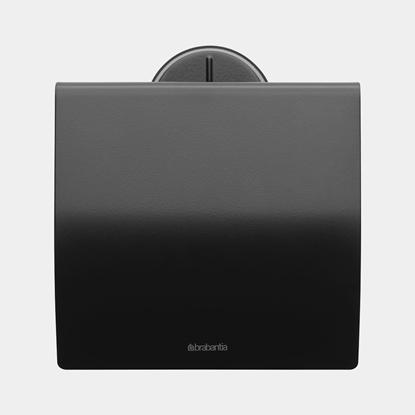 Attēls no (V) BRABANTIA tualetes papīra turētājs, Profile - Black