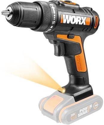 Изображение Cordless Drill WORX WX101.9