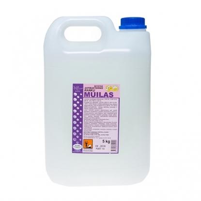 Attēls no Liquid soap, antibacterial, for hands, 5l